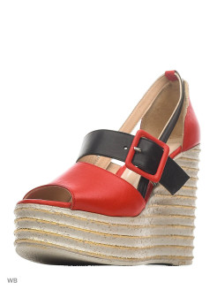 Open-toe shoes Rozebel