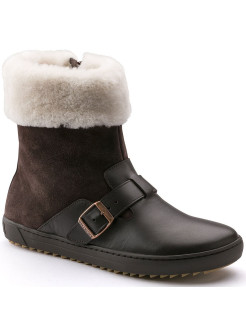 Ботинки Stirling Women NL/VL/FUR Dark Brown Regular BIRKENSTOCK