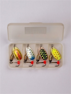 Fishing baubles, Comet, 68 mm WaterBeetle