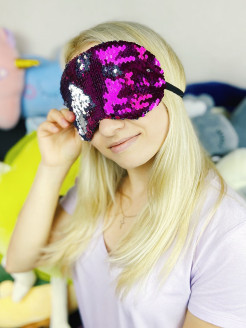 Sleep mask Pastila