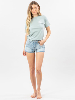 Шорты AMY DENIM SHORT II Rip Curl