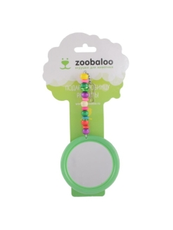 Toy for animals, interactive Zoobaloo