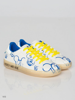 Canvas sneakers Master of Arts