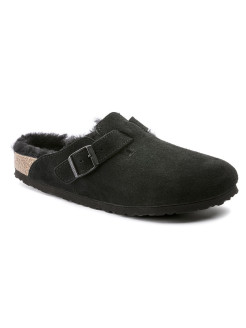 Сабо Boston Fell VL Schwarz Narrow BIRKENSTOCK