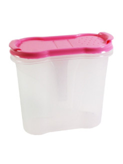 Polymer containers QLUX PLASTIC