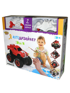 Handicraft kit YAKO TOYS