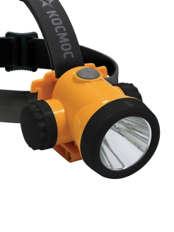 Sports lantern, headlamp, KOCH3WLi-On / КОСМОС