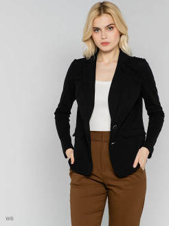 Blazer, without elements PENNYBLACK