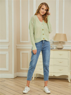 Cardigan, without elements ICON JEANS