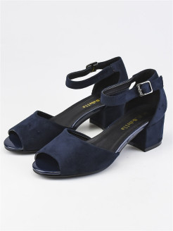 Open-toe shoes M.R.SABELLA