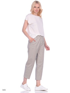 Cropped trousers Almiacci
