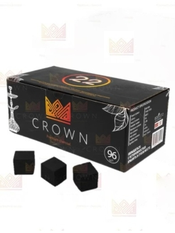 Coal for a hookah CROWN