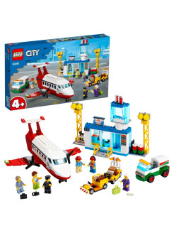Конструктор LEGO City Airport 60261 Городской аэропорт LEGO