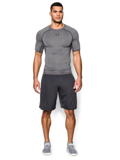 Компресионная футболка HeatGear  Armour Compression SS Tee Under Armour