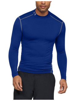 Компресионный лонгслив ColdGear  Armour Compression Mock LS Tee Under Armour