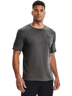 Футболка Sportstyle Left Chest Logo SS Tee Under Armour