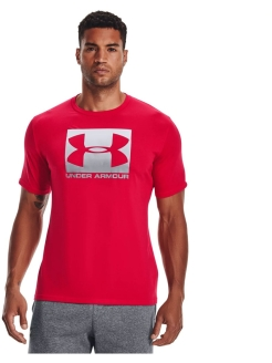 Футболка Boxed Sportstyle Graphic Charged Cotton SS Tee Under Armour