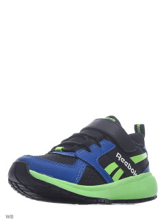 Кроссовки  REEBOK ROAD SUPREME CROYAL/BLACK/SGREEN Reebok