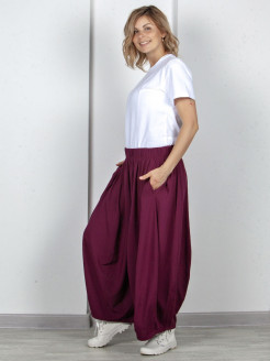 Trousers Lufashion
