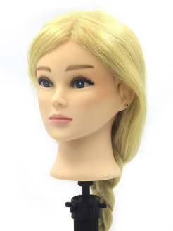 Mannequin for a hairdresser, natural, female, 60 cm FANTOMHEADS