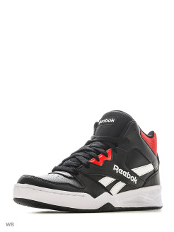 Кроссовки REEBOK ROYAL BB4500 BLACK/WHITE/RED/GREY Reebok