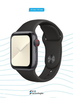 Strap for smart watches B&R Technologies