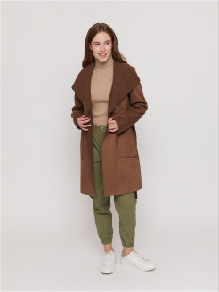 Sheepskin coat Zolla