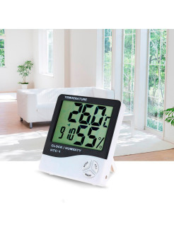 Weather station, Thermohygrometer, HTC-1 Zornwee
