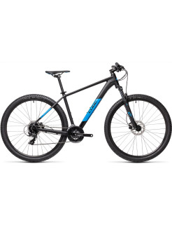 "Two-wheeled bicycle, hydraulic disc, mountain (MTB), 2021, 29 "", 24 PC., Aim pro CUBE"