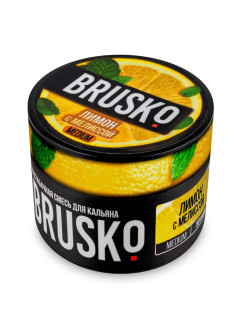 Tobacco-free hookah mix BRUSKO