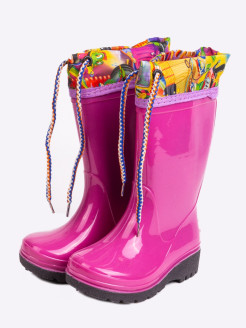 Rubber boots Golden Star