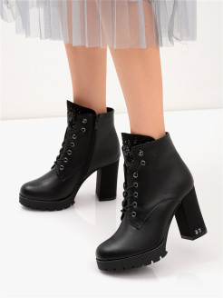 Ankle boots O-LIVE naturalle