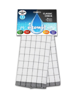 Kitchen towel E-cloth