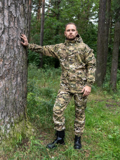 Sports suit STALKER military style