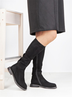 High boots L.Y.Malle