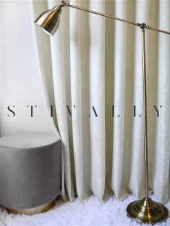 Interior curtains, curtains on the curtain tape -Stivally-