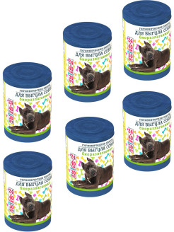 Pet Cleaning Bags, 180 pcs Авикомп