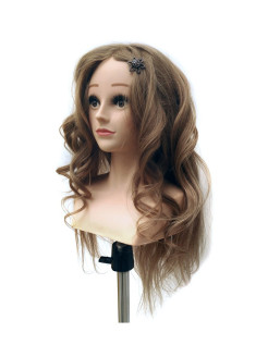 Mannequin for a hairdresser, natural, female FANTOMHEADS