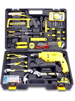 Set of tools, 128 pcs. GOODKING