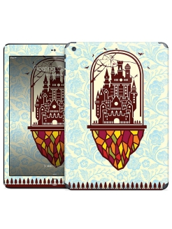 Наклейка на iPad Air Floating Castle - El Jefe Design Gelaskins