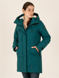 Parka Technology of Comfort