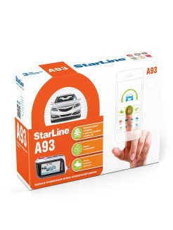 Car alarm StarLine