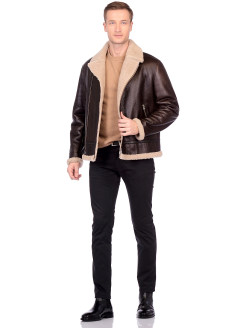 Sheepskin coat ZAFFERS