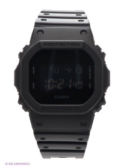 Часы G-SHOCK DW-5600BB-1E CASIO