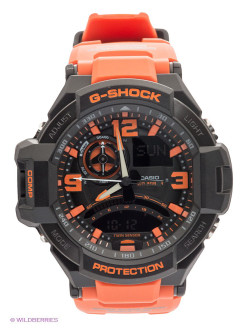 Часы G-SHOCK GA-1000-4A CASIO