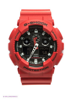 Часы G-SHOCK GA-100B-4A CASIO