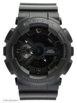Часы G-SHOCK GA-110-1B CASIO