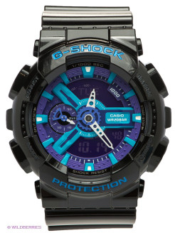 Часы G-SHOCK GA-110HC-1A CASIO