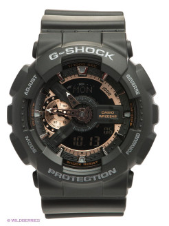 Часы G-SHOCK GA-110RG-1A CASIO