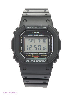 Часы G-SHOCK DW-5600E-1V CASIO